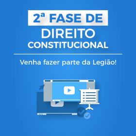 2a Fase de Direito Constitucional com Rodrigo Padilha