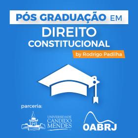 Pós-Graduação em Direito Constitucional com Rodrigo Padilha