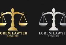 Logo para escritório de advocacia