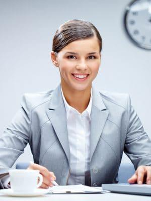 Secretária de advogado