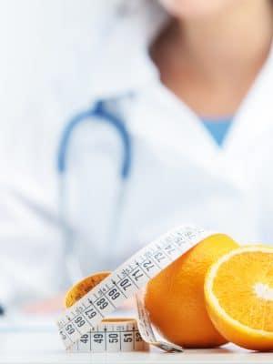 Consultório de nutrição